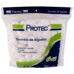 Torundas algodon Protec 500 grs.